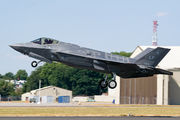 15-5125 - USA - Air Force Lockheed Martin F-35A Lightning II aircraft