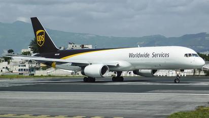 N451UP - UPS - United Parcel Service Boeing 757-200F