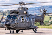 4008 - Brazil - Army Aerospatiale AS332 Super Puma aircraft
