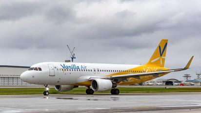 JA10VA - Vanilla Air Airbus A320