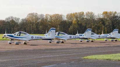 G-BYWU - Royal Air Force: Air Cadets Grob G115 Tutor T.1 / Heron