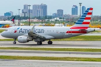 N9023N - American Airlines Airbus A319