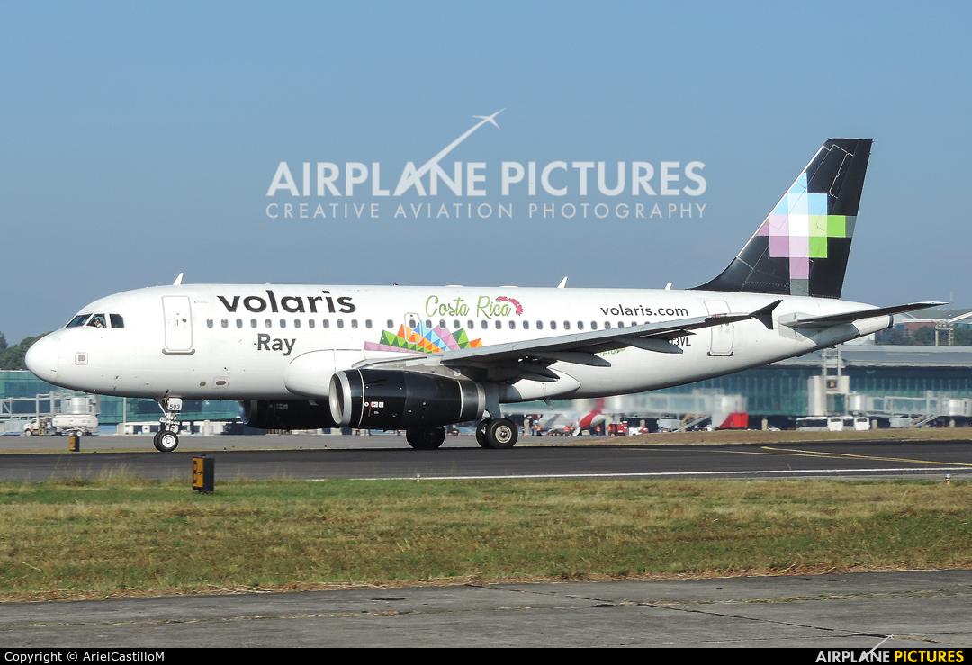 Volaris Costa Rica N503VL aircraft at Guatemala - La Aurora