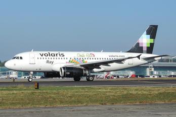 N503VL - Volaris Costa Rica Airbus A319