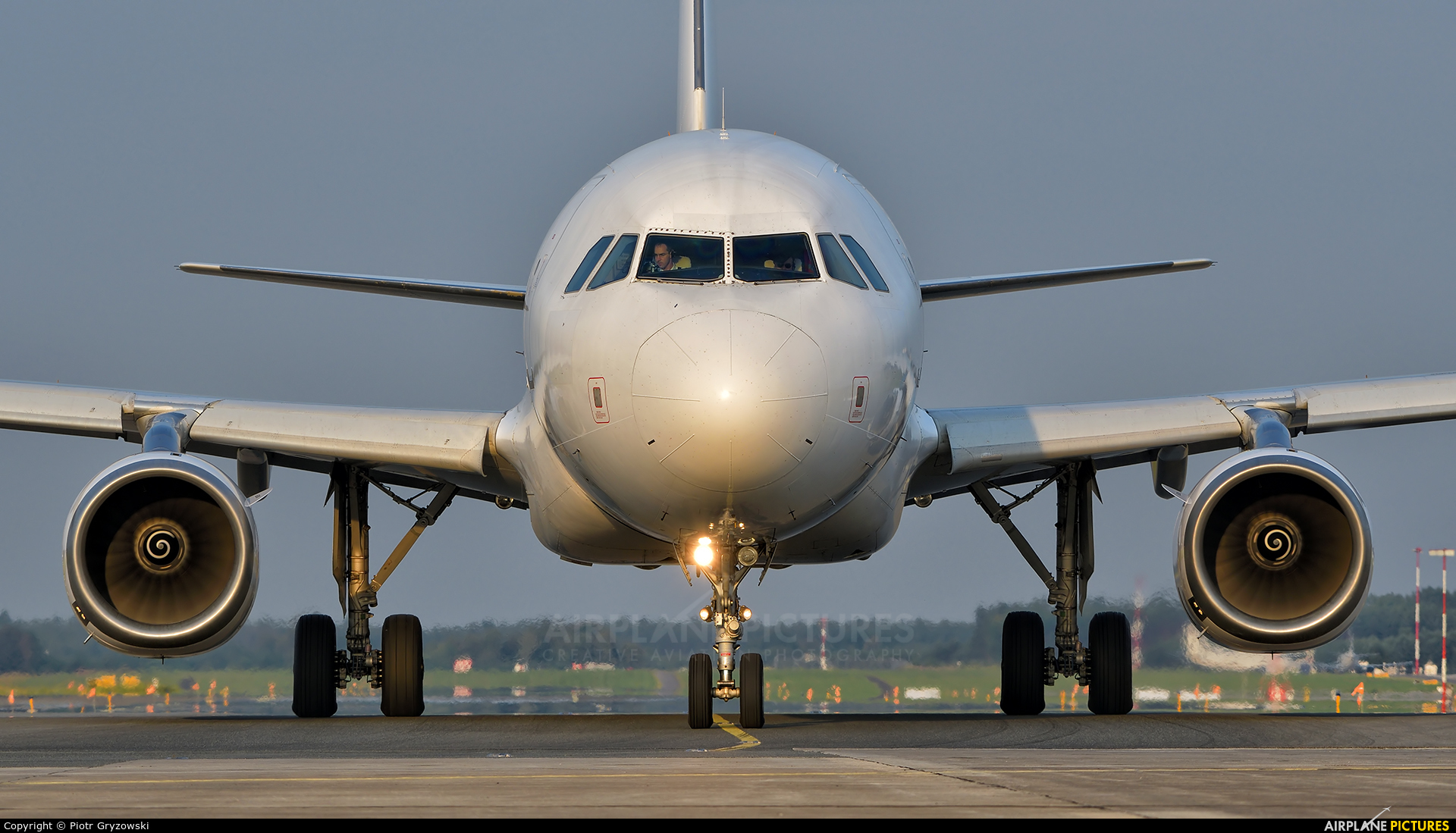 Via Airways LZ-MDK aircraft at Katowice - Pyrzowice