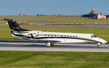 9H-OKG - Private Embraer EMB-600 Legacy 600