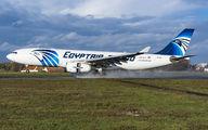 SU-GCE - Egyptair Airbus A330-200 aircraft