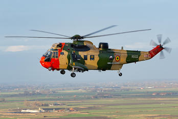 RS-02 - Belgium - Air Force Westland Sea King Mk.48