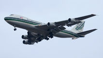 N485EV - Evergreen International Boeing 747-200SF aircraft