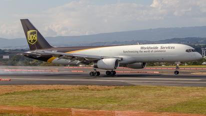 N452UP - UPS - United Parcel Service Boeing 757-200F