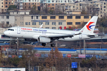 B-1636 - China Eastern Airlines Airbus A320