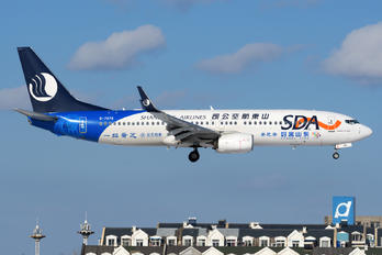 B-7978 - Shandong Airlines  Boeing 737-800