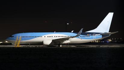 OO-JAY - TUI Airlines Belgium Boeing 737-800