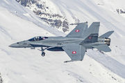 J-5013 - Switzerland - Air Force McDonnell Douglas F/A-18C Hornet aircraft