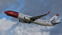 LN-DYB - Norwegian Air Shuttle Boeing 737-800 aircraft