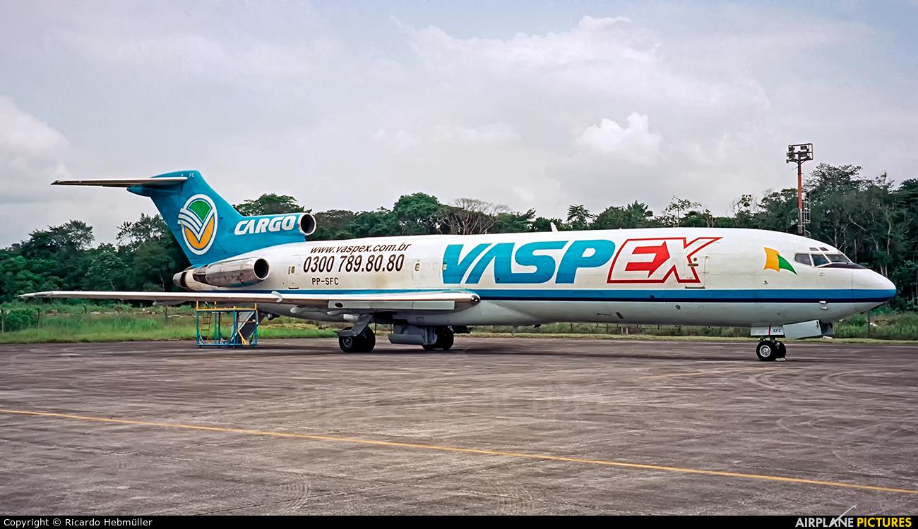 VASP PP-SFC aircraft at Belém