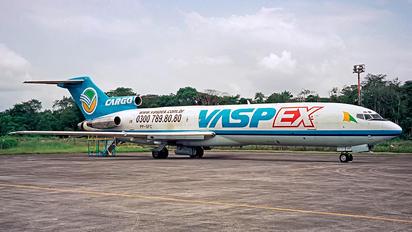 PP-SFC - VASP Boeing 727-200F (Adv)