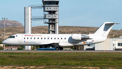 EC-HPR - Air Nostrum - Iberia Regional Canadair CL-600 CRJ-200