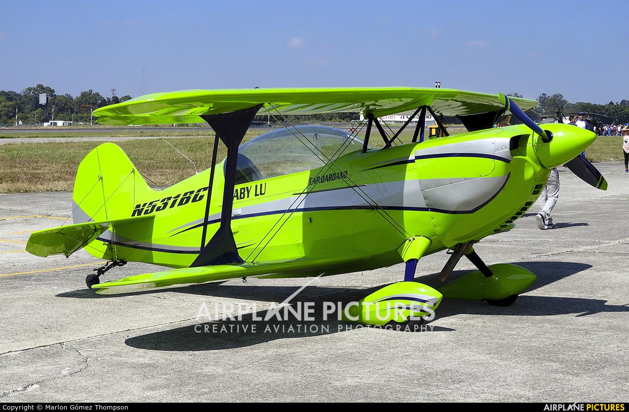 Private N531BC aircraft at Guatemala - La Aurora