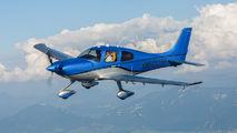 OK-COM - Private Cirrus SR-22 -GTS aircraft
