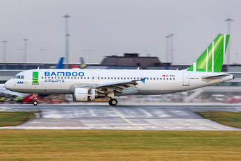TC-FBH - Bamboo Airways Airbus A320