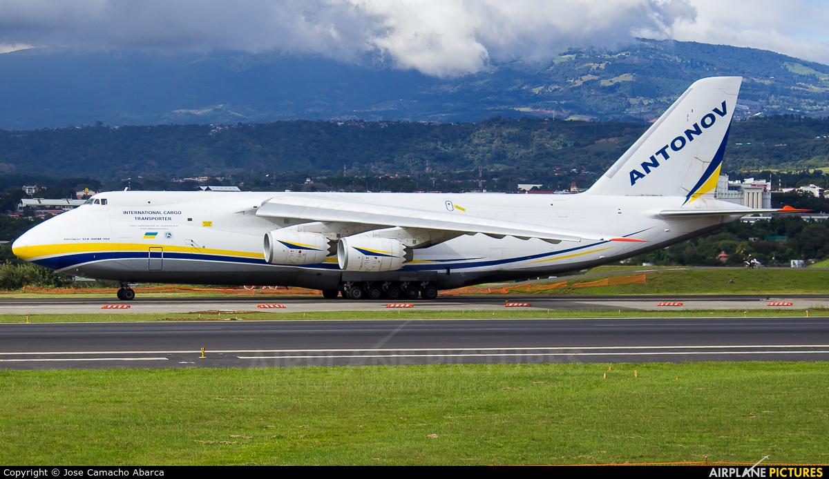 Antonov Airlines /  Design Bureau UR-82009 aircraft at San Jose - Juan Santamaría Intl