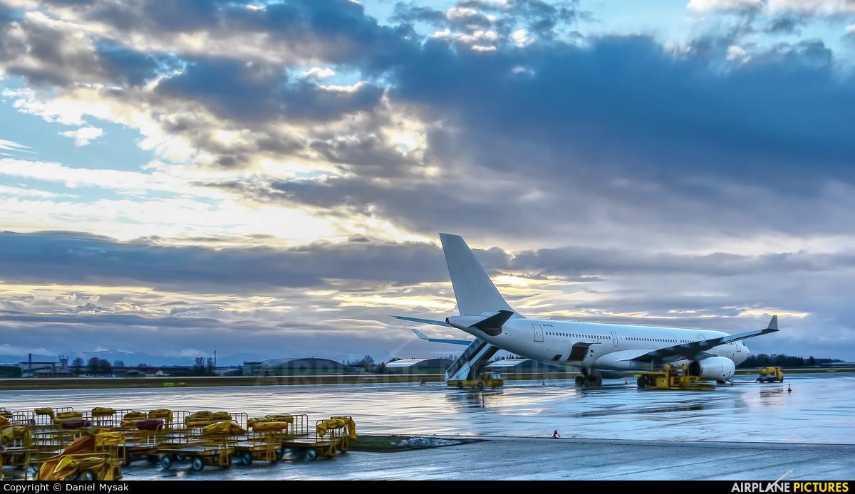 AirTanker Ltd G-VYGL aircraft at Linz