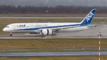 JA871A - ANA - All Nippon Airways Boeing 787-8 Dreamliner aircraft