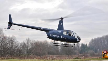 SP-GSN - Private Robinson R44 Raven I