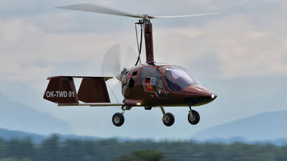 OK-TWD01 - Private Aviation Artur Trendak ZEN1