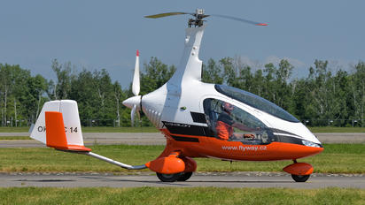 OK-TWC 14 - Private AutoGyro Europe Cavalon