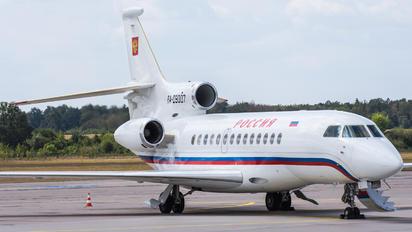 RA-09007 - Rossiya Dassault Falcon 7X