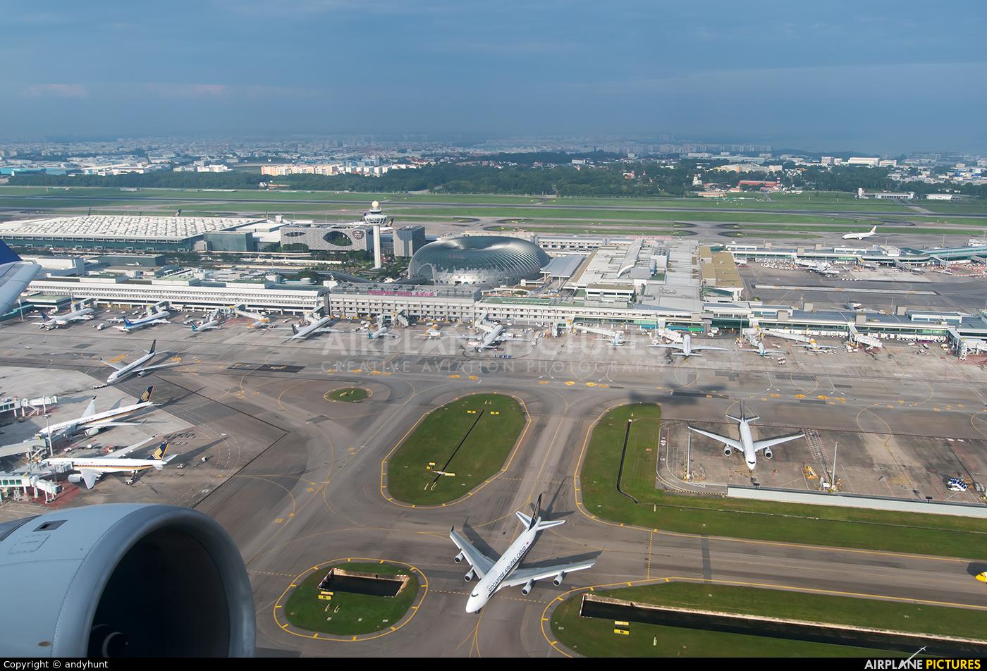 Singapore Airlines 9V-STO aircraft at Singapore - Changi