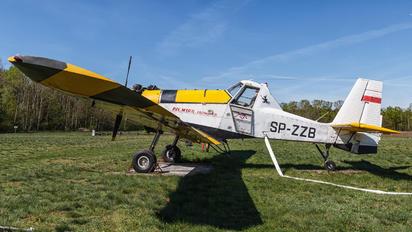 SP-ZZB - ZUA Mielec PZL M-18B Dromader