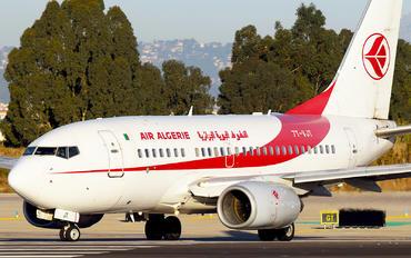 7T-VJT - Air Algerie Boeing 737-600