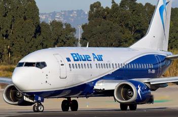 YR-AMA - Blue Air Boeing 737-500
