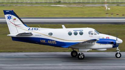 HK-4685 -  Beechcraft 90 King Air