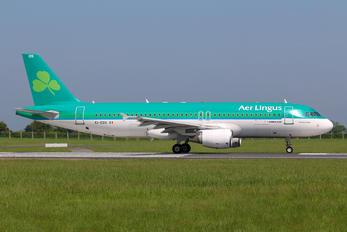 EI-EDS - Aer Lingus Airbus A320
