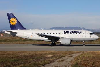 D-AIBA - Lufthansa Airbus A319