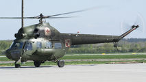 2706 - Poland - Air Force Mil Mi-2 aircraft