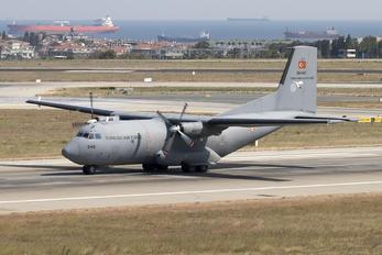 69-040 - Turkey - Air Force Transall C-160D