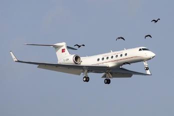 TC-CBK - Turkey - Government Gulfstream Aerospace G-V, G-V-SP, G500, G550