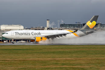 G-VYGK - Thomas Cook Airbus A330-200
