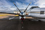 UR-CRV - Air Columbus Beechcraft 90 King Air aircraft