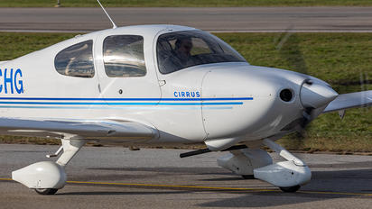 D-ECHG - Private Cirrus SR20