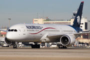 N446AM - Aeromexico Boeing 787-9 Dreamliner aircraft