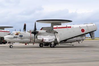 34-3452 - Japan - Air Self Defence Force Grumman E-2C Hawkeye