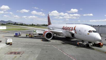 N796AV - Avianca Boeing 787-8 Dreamliner