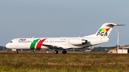 CS-TPD - PGA Portugalia Fokker 100