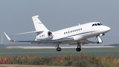 PH-WTC - Private Dassault Falcon 2000S